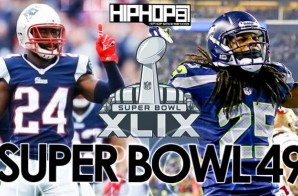 HHS1987 Super Bowl 49: New England Patriots vs. Seattle Seahawks (Predictions)