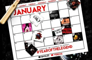"Get Familiar With Legendary Ink's ""Year Of The Legend"" Campaign"