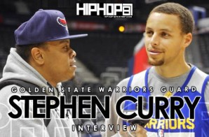 Stephen Curry Talks Possibly Winning The NBA MVP Trophy & The Golden State Warriors NBA Title Chances (Video)