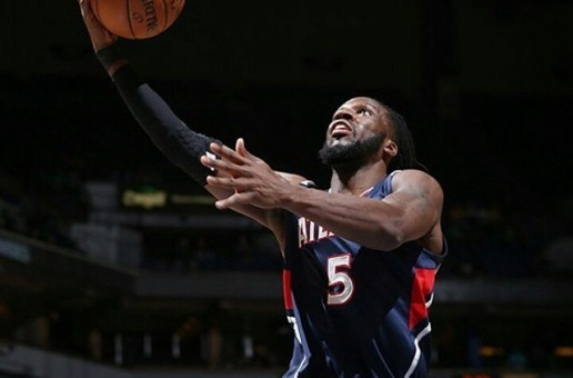 DeMarre Carroll Leads The ATL Hawks To A Win Against Minnesota Dropping A Career High 26 Points