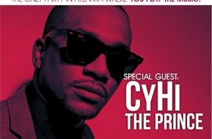HHS1987's Eldorado & G.O.O.D Music's Cyhi The Prynce Are Set To Shut Down The Playlist Party In ATL