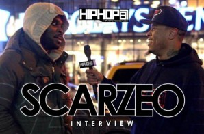 "Scarzeo Talks His Project ""15 To Life"", How Prison Changed His Life, St. Thomas' Hip-Hop Scene & More With HHS1987 (Video)"
