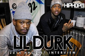 Lil Durk Talks 'Remember My Name', Reuniting With Chief Keef, Working With Meek Mill, Derrick Rose's Knee & More With HHS1987 (Video)