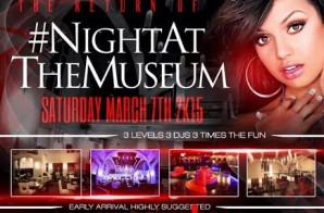 OG TP And The Commission Present: #NightAtTheMuseum