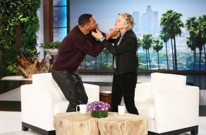 "Will Smith Raps The Intro Theme Song To ""The Fresh Prince Of Bel-Air"" On The Ellen Degeneres Show (Video)"