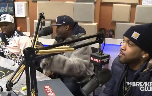 G-Unit Talks About A$AP Rocky, Their New EP, The Reunion, and More on The Breakfast Club (Video)