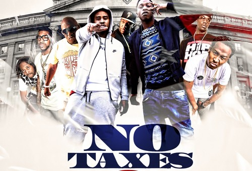 Cool Amerika – No Taxes 2 (Mixtape) (Hosted by Bigga Rankin, Dj Scream, Dj Holiday)