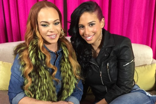 Faith Evans Talks Collab Album With Biggie, Issues With Lil Kim, & More With Nessa (Video)