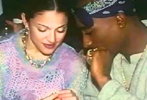Madonna Admits She Dated Tupac, Rosie Perez Says She Hooked Them Up (Video)