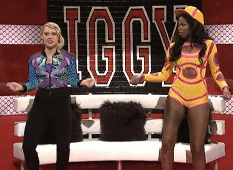 Saturday Night Live Parodies Iggy Azalea, Azealia Banks, & T.I. (Video)