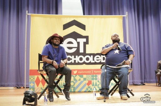 ScHoolboy Q Becomes Principal For A Day At Baltimore High School (Photos)