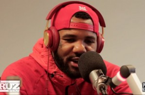 "The Game Delivers ""Breakfast Bars"" On Power 106's #TheCruzShow"