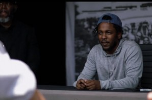 """Peep The Trailer For Kendrick Lamar's """"To Pimp A Butterfly"""" (Video)"""