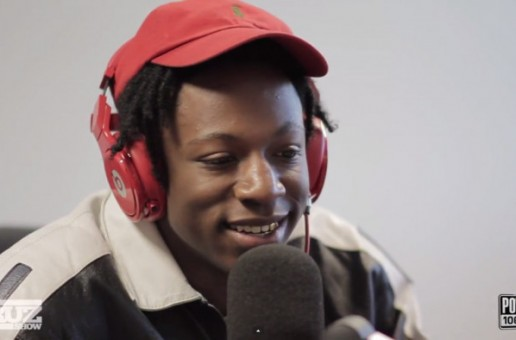 "Joey Bada$$ ""Breakfast Bars"" Freestyle On Power 106's The Cruz Show (Video)"