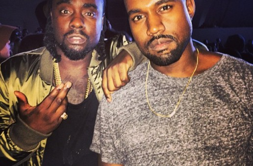 Wale Previews New Collaboration With Kanye West (Video)