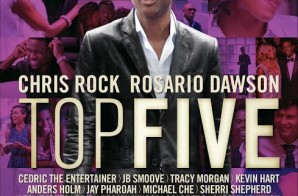 Atlanta Enter To Win A Blu-ray Combo Pack Of Chris Rock's Hilarious Comedy 'Top Five' That Releases On March 17th