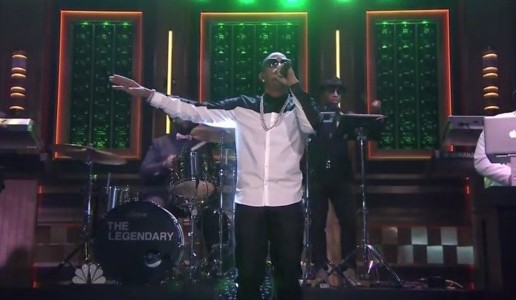 Ludacris Performs 'Grass Is Always Greener' On Fallon! (Video)