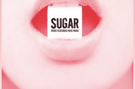 "Maroon 5 Release Artwork For Their ""Sugar"" Rmx Ft. Nicki Minaj!"
