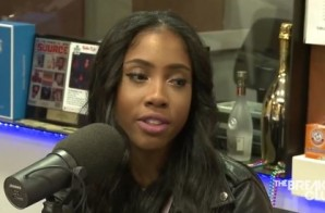 Sevyn Streeter Joins The Breakfast Club and Ebro In The Morning