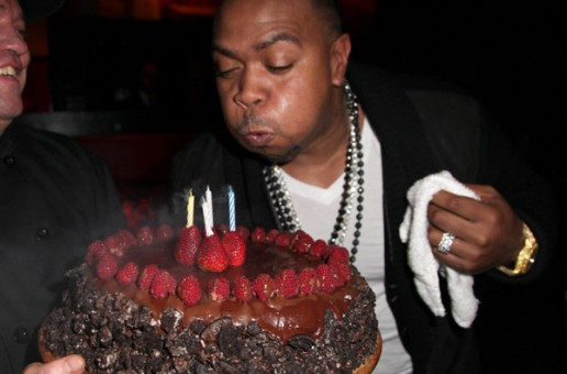 Happy Birthday Timbaland! HHS1987's Top 3 Timbaland Songs