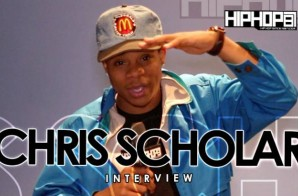 "Chris Scholar Talks ""Semester"", Virginia's Music Scene, Performing On Our SXSW Stage & More With HHS1987 (Video)"