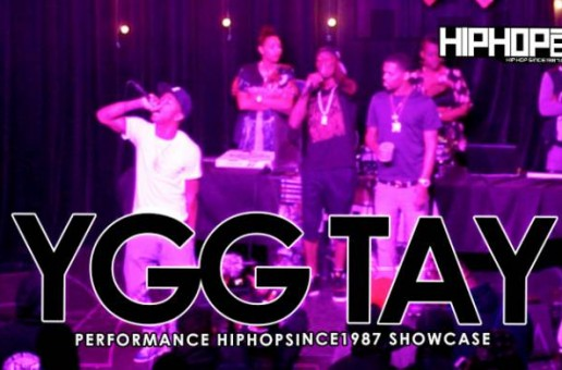 "YGG Tay Performs ""Protocol"", ""Never Seen"" & More At The 2015 SXSW HHS1987 Showcase (Video)"
