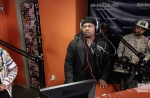 "Ray Jr ""Freestyle Friday"" On Sway In The Morning (Video)"