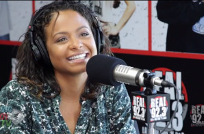 Christina Milian On Her Relationship With Lil Wayne, Says She's In Love With Him (Video)