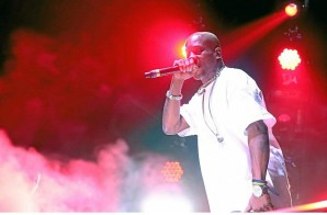 DMX Joins DJ Snake At Coachella (Video)