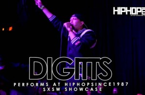 Digitts Performs At The 2015 SXSW HHS1987 Showcase (Video)