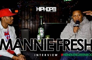 Mannie Fresh Talks Molding Cash Money Sound, DJing, Variety Being Lost In Hip-Hop, Kendrick Lamar New Album, Kanye West, Outkast & More With HHS1987 (Video)