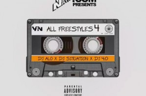 Yung Nation – All Freestyles 4 (Mixtape)