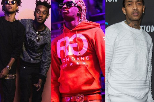 "Nipsey Hussle, Rae Sremmurd, Young Thug & More Named ""2015 Hip Hop Cash Princes"" By Forbes"
