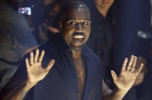 Kanye West Served Legal Papers At LAX (Video)