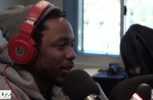 Kendrick Lamar Explains 'To Pimp A Butterfly' Title, Shares A Verse That Didn't Make The Cut, & More (Video)
