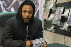 """Kendrick Lamar's """"To Pimp A Butterfly"""" Holds Number One Spot For The Second Week In A Row"""
