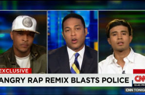 Kap G & T.I. Talks Police Brutality On CNN With Don Lemon (Video)