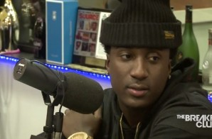 K. Camp Talks XXL Freshmen Class, Not Being A One Hit Wonder, And More On The Breakfast Club! (Video)