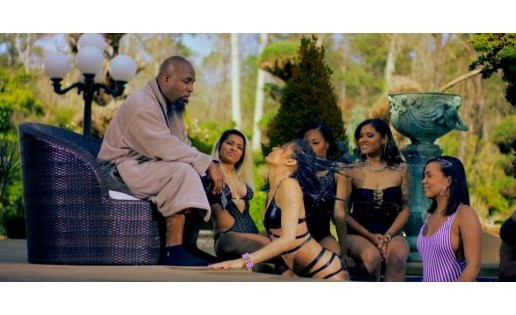 Tech N9ne – Hood Go  Crazy Ft. B.o.B. & 2 Chainz (Video)