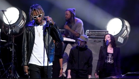 "Wiz Khalifa & Charlie Puth Perform ""See You Again"" On Ellen (Video)"