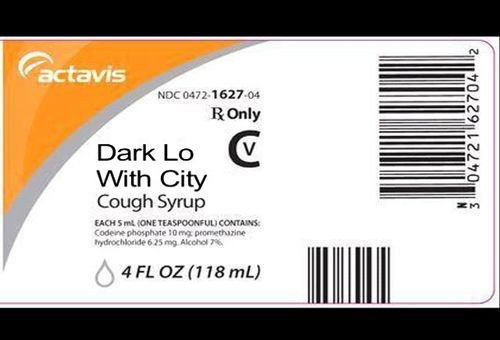 Dark Lo – Actavis Ft. City