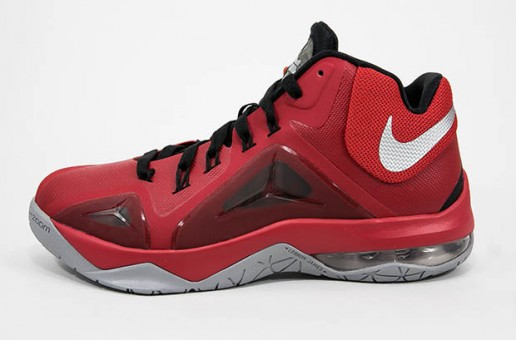 Nike LeBron Ambassador 7 (Only Available Overseas) (Photos)
