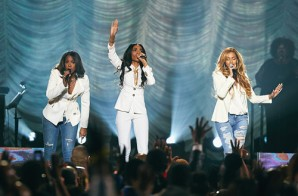 """Destiny's Child Reunites For A Live Performance Of """"Say Yes"""" At The 2015 Stellar Awards (Video)"""