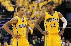 George Hill Keeps Pacers Playoff Hopes Alive; Pacers (5-0) Since Paul George's Return (Video)