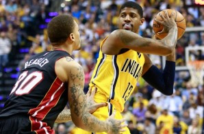 Indiana Pacers Star Paul George Scores 13 Points in His Season Debut (Video)