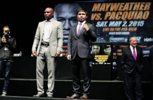 HBO Sports Mayweather vs Pacquiao 'At Last' Documentary (Full Video)