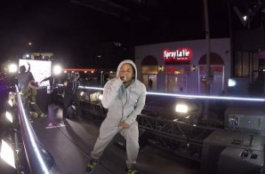 Watch Kendrick Lamar's LA Mobile Concert (Video)