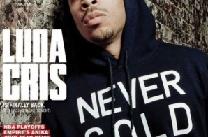 Ludacris Covers The Latest Issue Of The Source Magazine