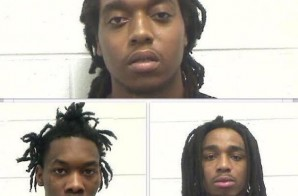 Migos Denied Bond Under Weapon & Drug Charges Assumed Over The Weekend