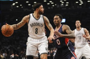 Deron Williams' Playoff Career High 35 Points Helps Brooklyn Tie The Series (2-2) Against The Hawks (Video)